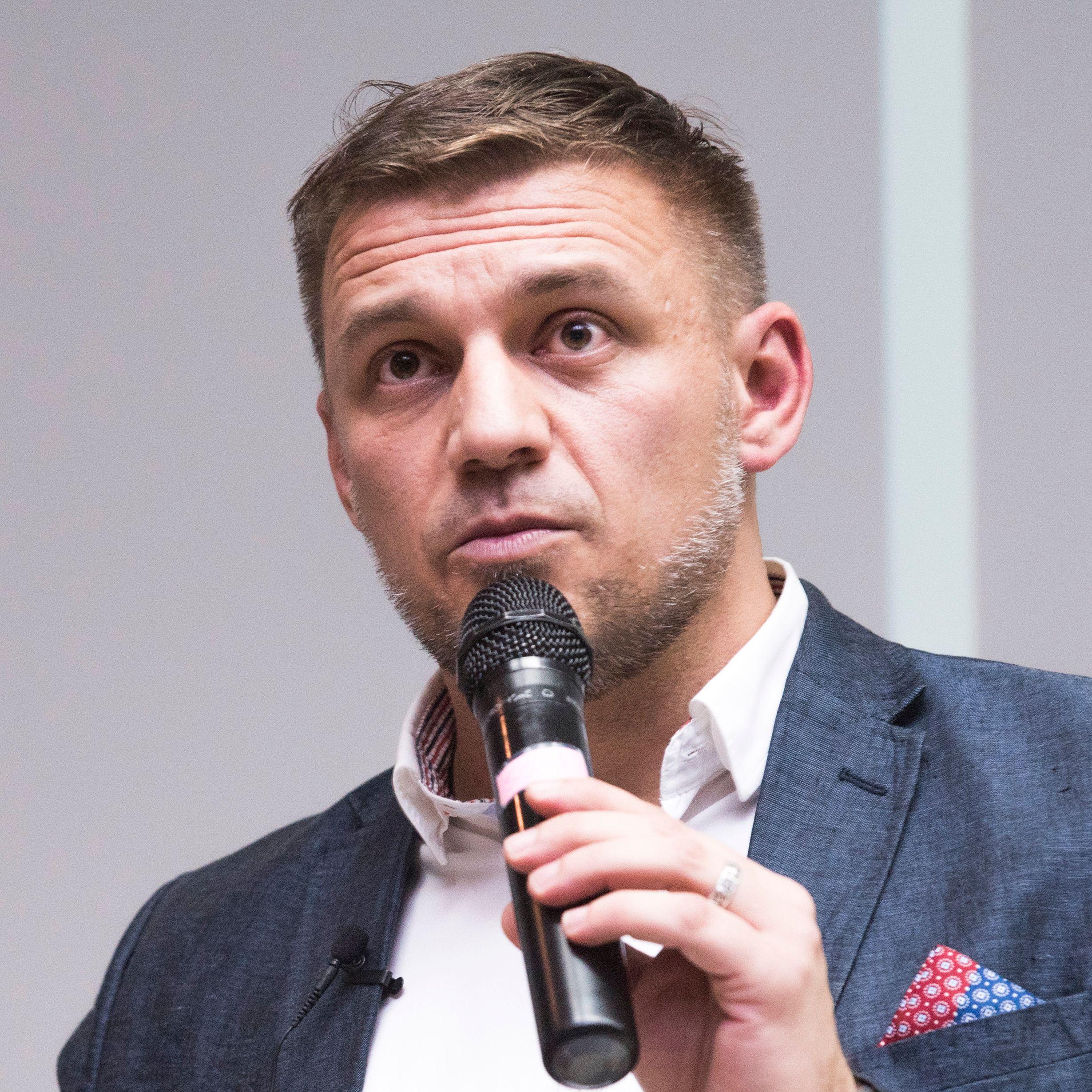 Kapitan-prezes - czyli rzecz o byciu liderem - dr Marcin Kochanowski
