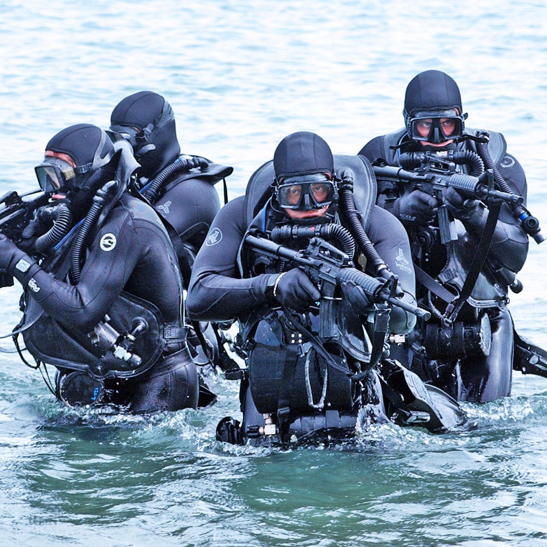 the u s navy seals and their Us navy seals with historical roots in the wwii office of strategic services, the military's amphibious scouts and raiders and the navy's underwater demolition teams, the seals took on their modern form in 1962.