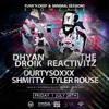 Dhyan Droik @ Outspoken, Los Angeles California