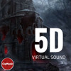 5D VIRTUAL SOUND - EPISODE 1 - LET'S GO TO HORROR HOUSE