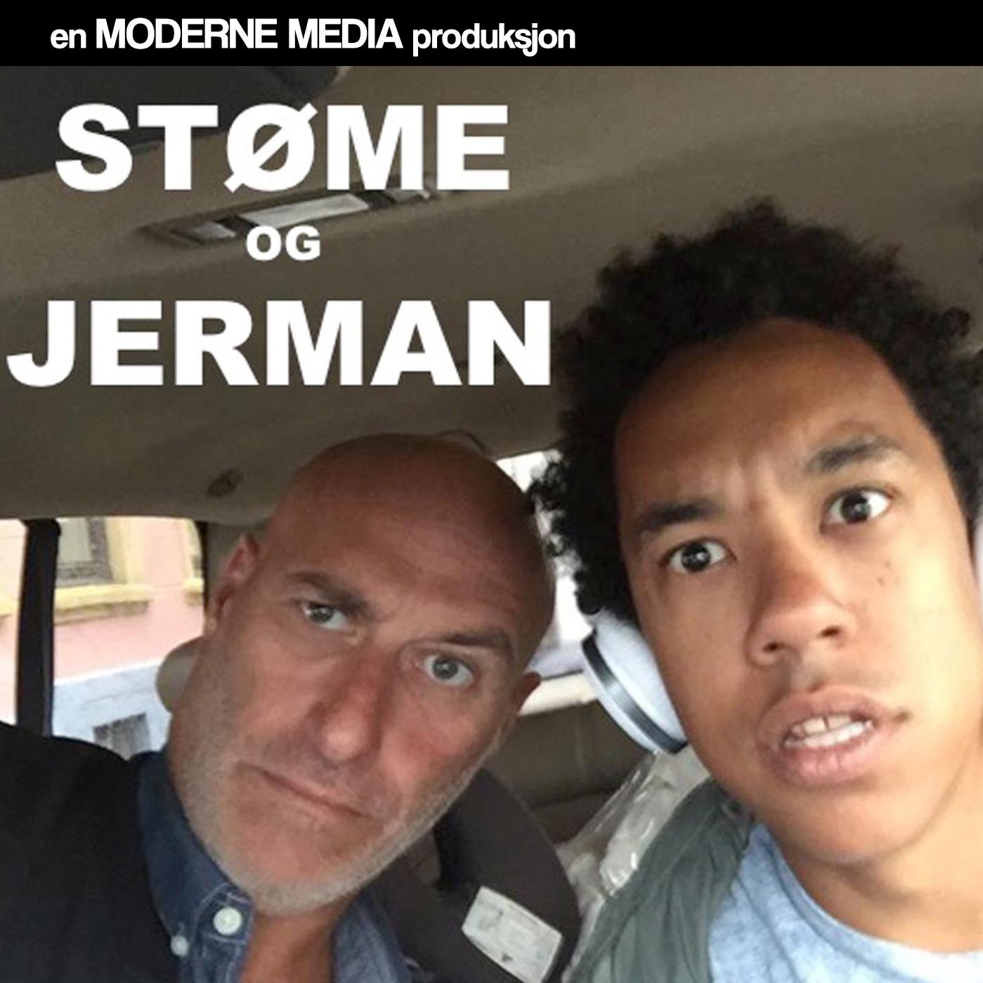Episode 16: Julespesial med Stig Frode Henriksen