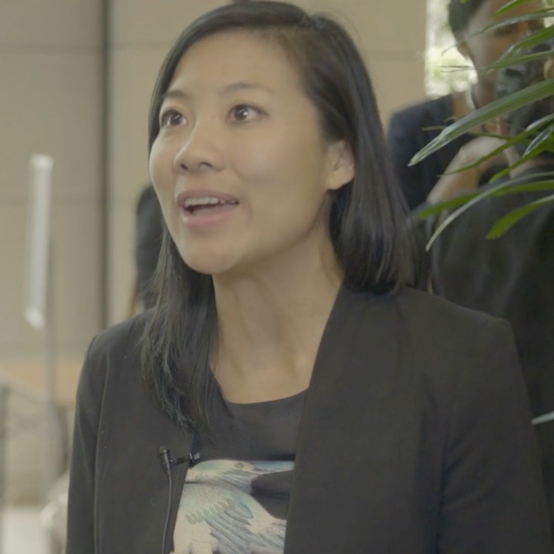 Charlene Chen reckons Bitpesa is well-positioned to surf the blockchain wave