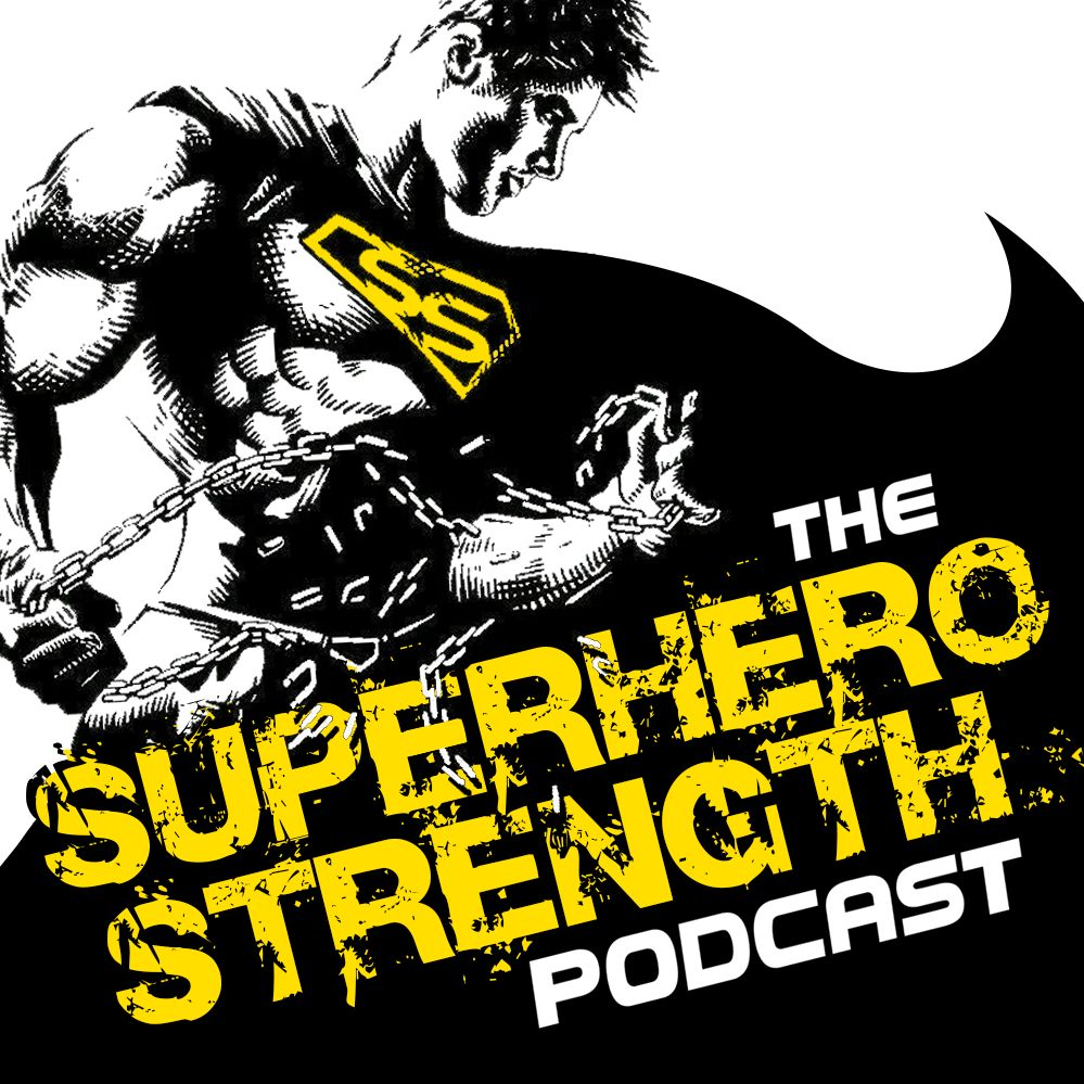 Episode 15: Ben Mudge (Building superhero strength through adversity)