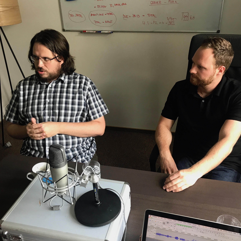 CZ Podcast 175 - Rossum.ai