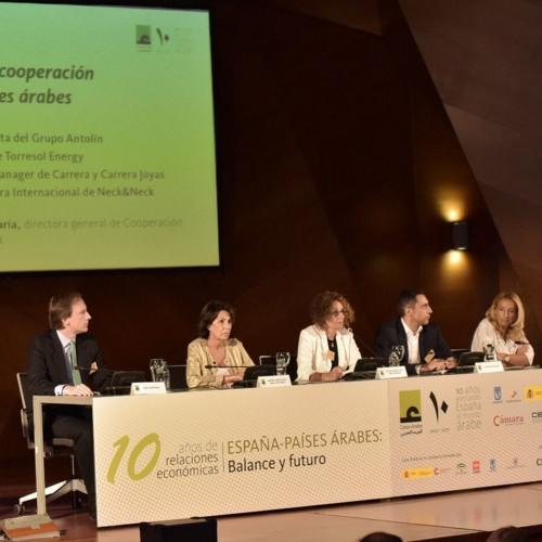 Internacionalización y cooperación empresarial en los países árabes (5/6)