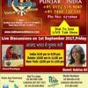 Pushpa Ji With Sabina Ali On Azaad Bharat Mein Gulam Nari