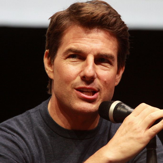 Tom Cruise - Portrait
