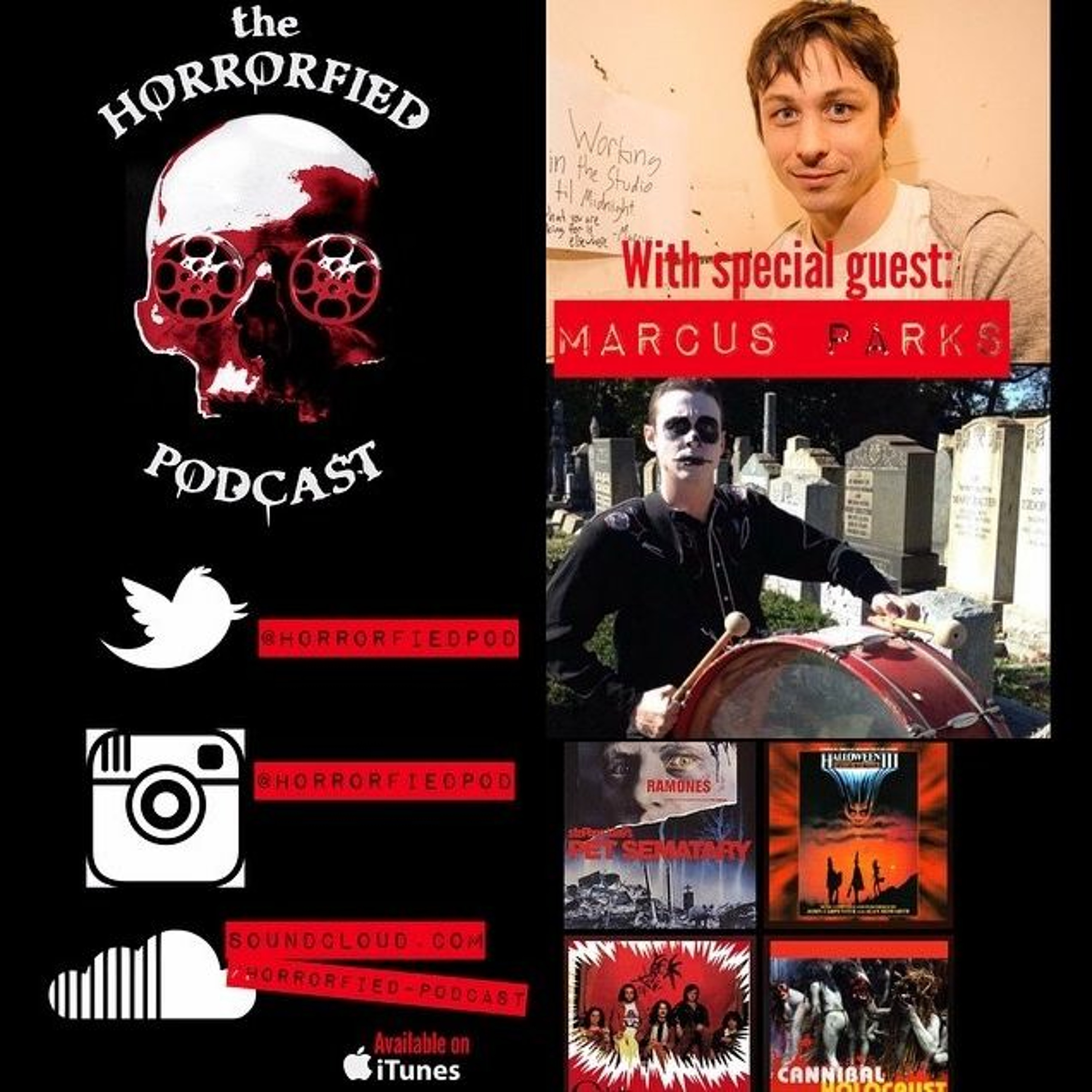 Marcus Parks Podcast Appearances Podchaser Since its first show in 2010, the last podcast on the left has barreled headlong into all things horror, as hosts henry zebrowski, ben kissel, and marcus parks cover subjects spanning jeffrey dahmer, werewolves, jonestown, and. podchaser