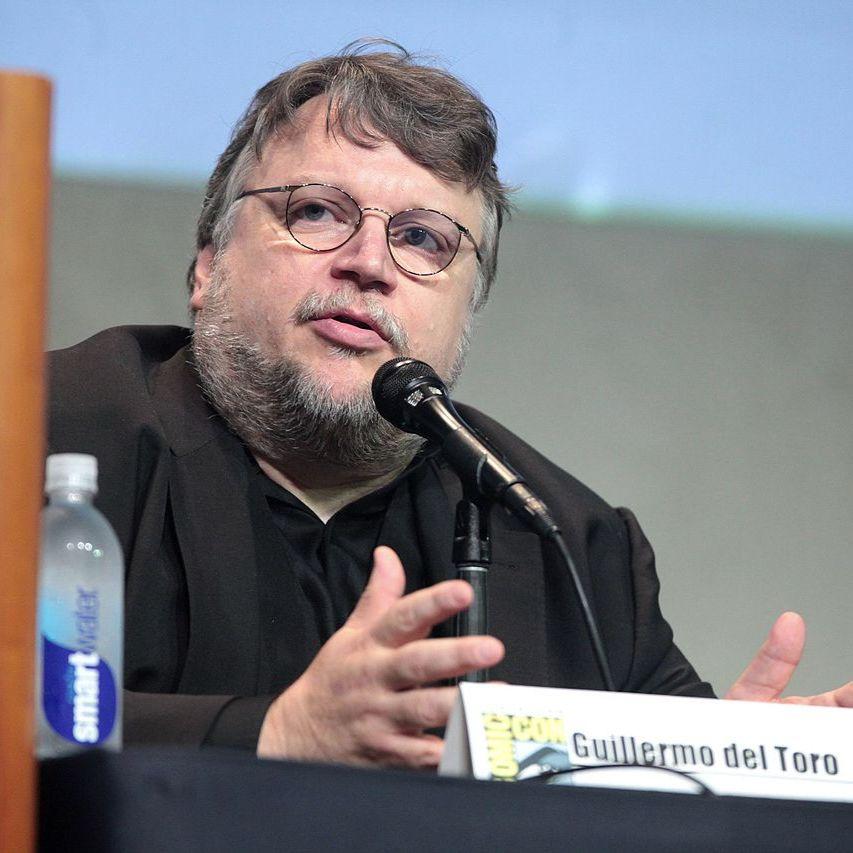 Guillermo Del Toro - Portrait
