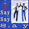 Paul McCartney and Michael Jackson - Say Say Say (Eric Faria & Jorge Araujo Remix)