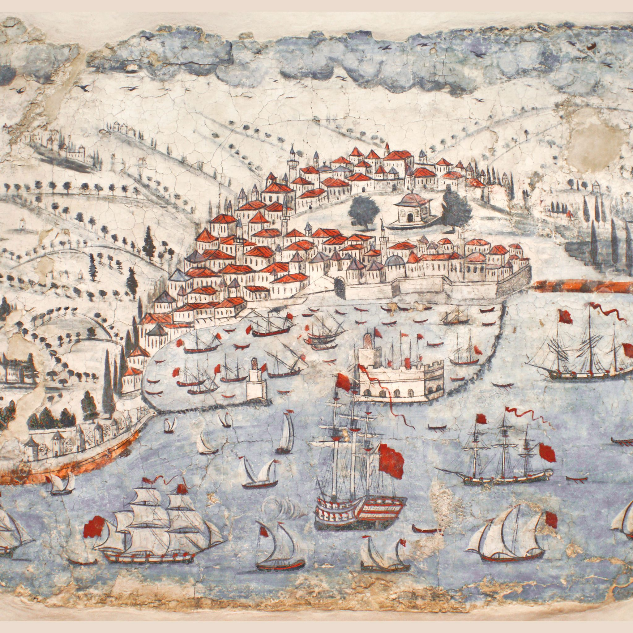 Piracy and Law in the Ottoman Mediterranean | Joshua White