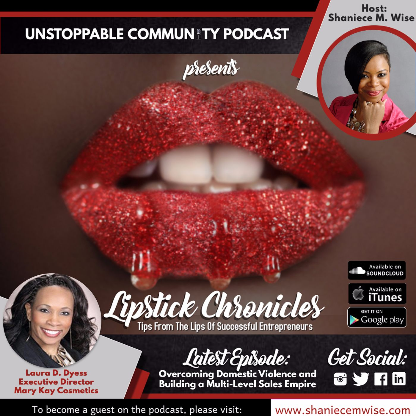 Red Lipstick Chronicles: Tips From The Lips Of Successful Entrepreneurs Season 1, Episode 1