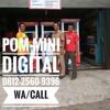 0812-2560-9396 WA/Call Tsel Jual Pom Mini Digital Medan