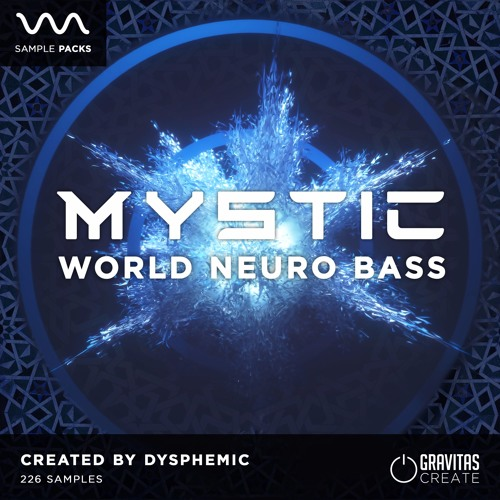 Gravitas Create MYSTIC World Neuro Bass WAV
