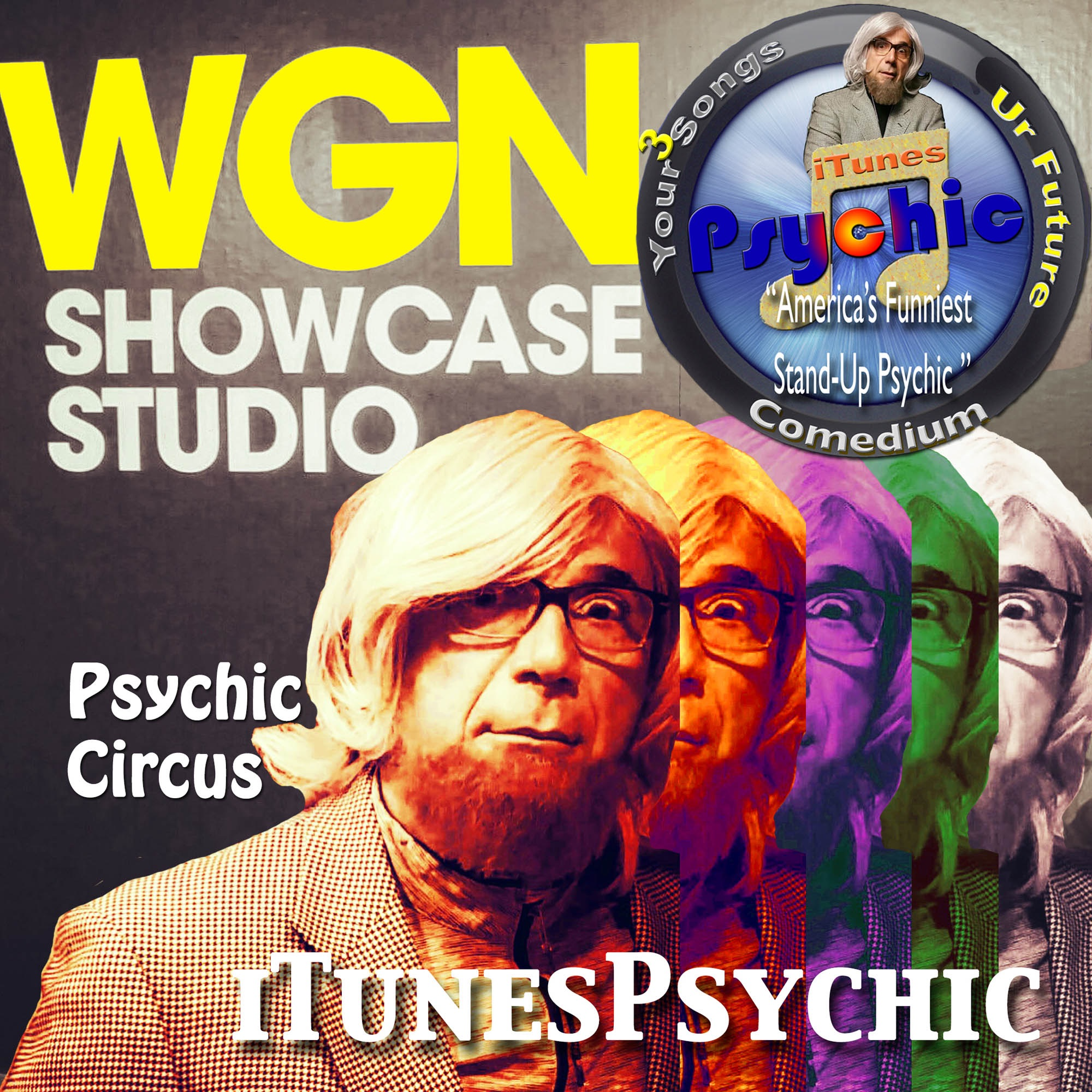 Psychic Circus: 2017-09-22 Diane's AFTERNOON DELIGHT, Mary & Elvis, Will sings about fruit.