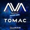 Tomac - Live @ AVA Recordings Night, Circus - Montreal (09.29.2017)