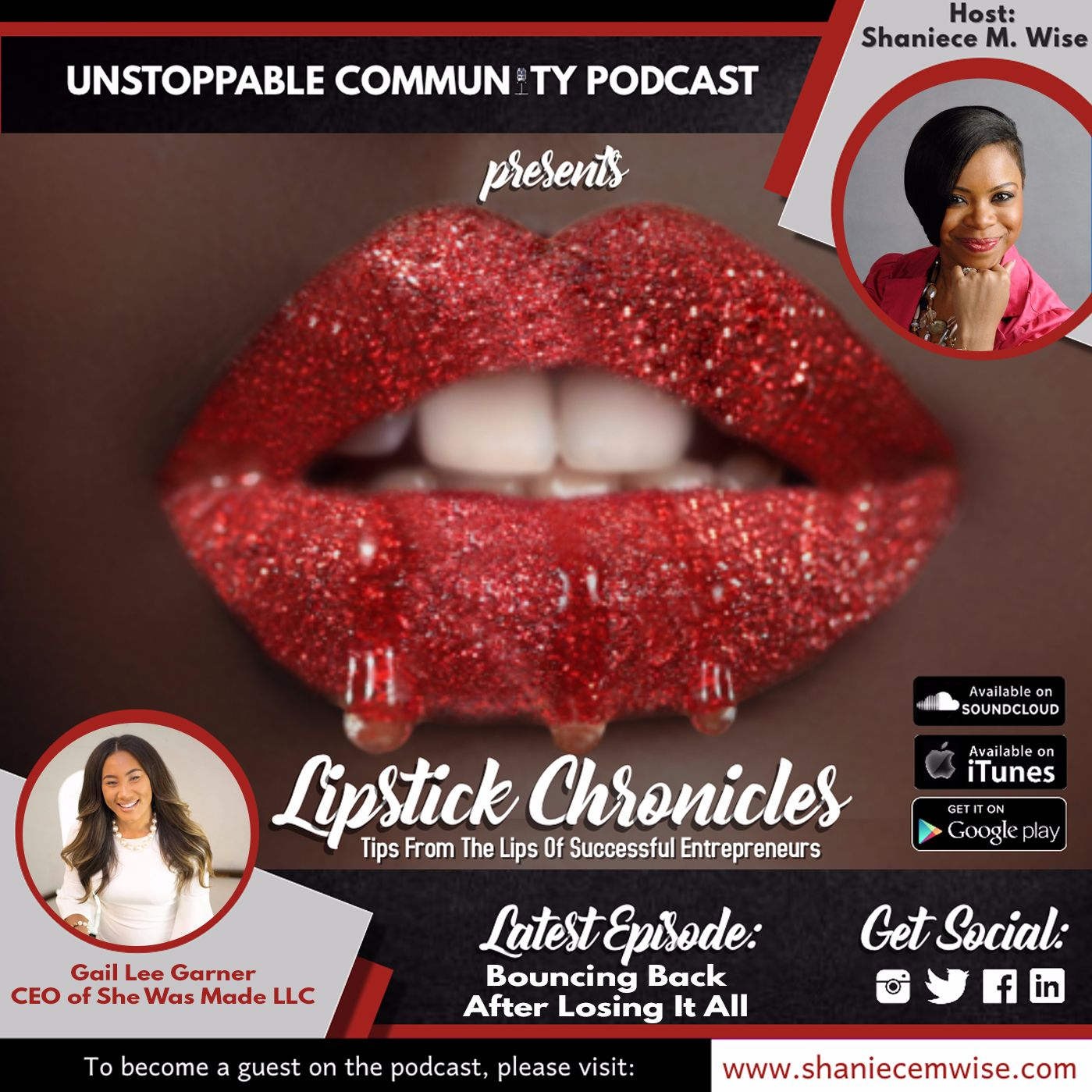Red Lipstick Chronicles: Tips From The Lips Of Successful Entrepreneurs Season 1, Episode 2