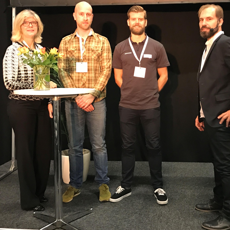 IoT-podden special från Kistamässan