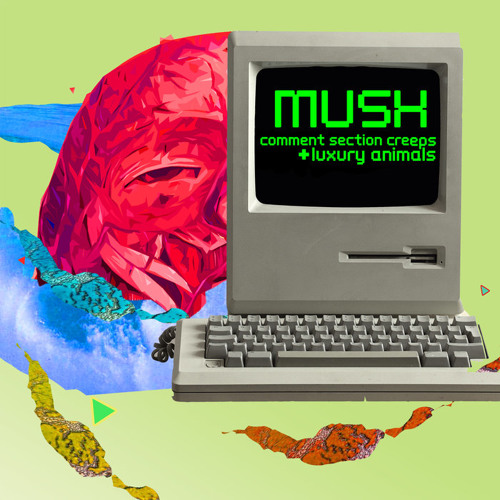 Mush Comment Section Creeps By Art Is Hard Records