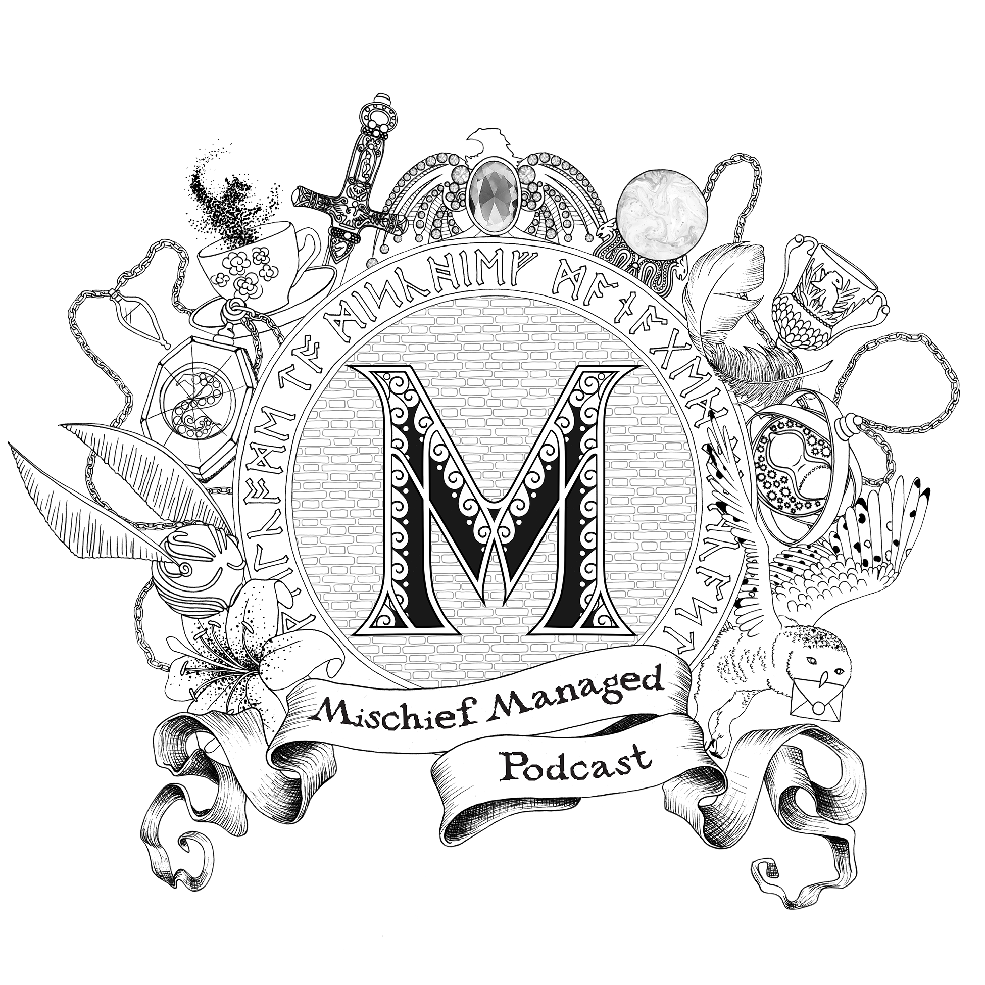 Mischief Managed Podcast: Your recommended dose of Harry