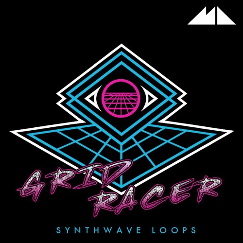 ModeAudio Grid Racer Synthwave Loops WAV MiDi-DISCOVER