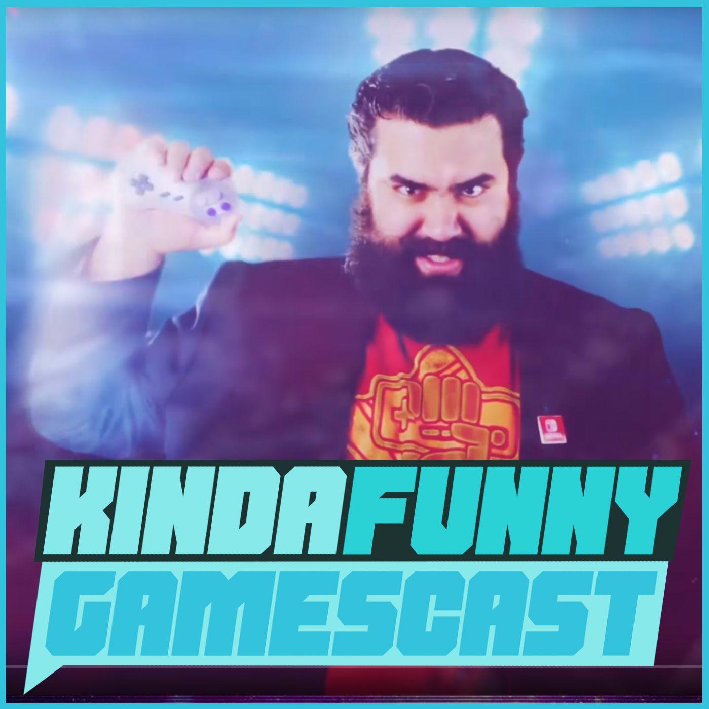 Kinda Funny Gamescast