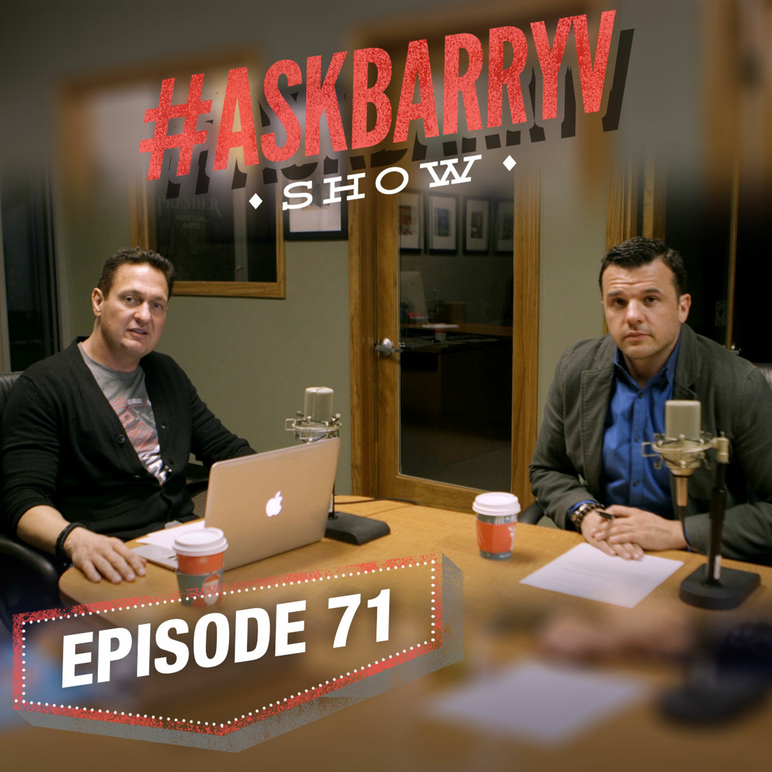 #AskBarryV Show Episode 71: Up Coming Movies, Keeping Students, Rec Center Promotions
