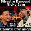 Mix Casate Con Migo Dj Dilver ╩▓