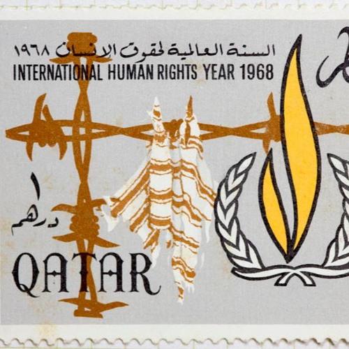 Los derechos humanos en Qatar