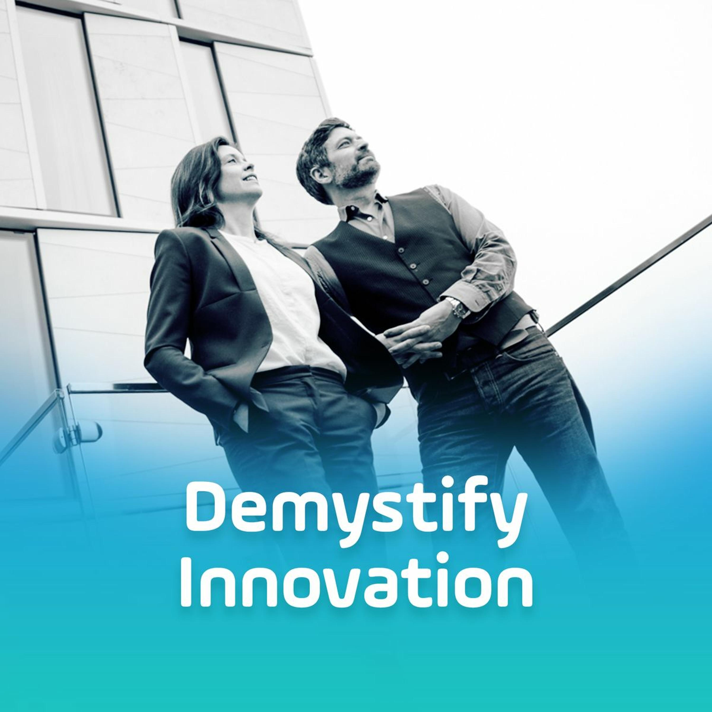 Enlightened Innovation - just let go! Featuring Prof. Chris Grey