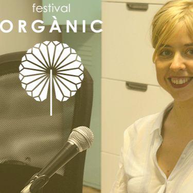 Conversaciones Orgánicas con Jordi Ventura. 09 - Anna Alfaro