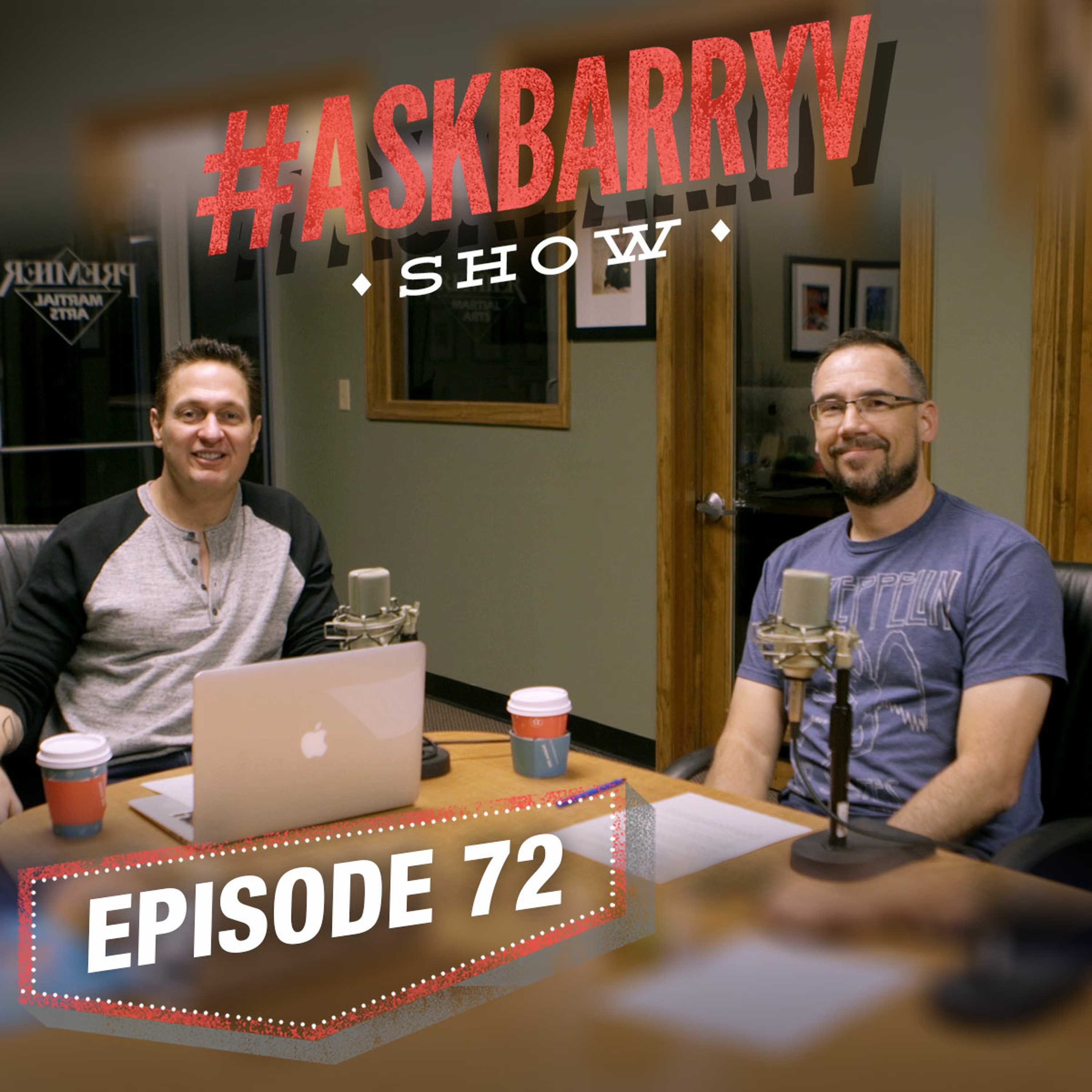 #AskBarryV Show Episode 72: Doubling Your Revenue, Create Exciting Belt Test, Marketing for New Year