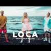 Khea - Loca Feat. Duki & Cazzu (Video Oficial)