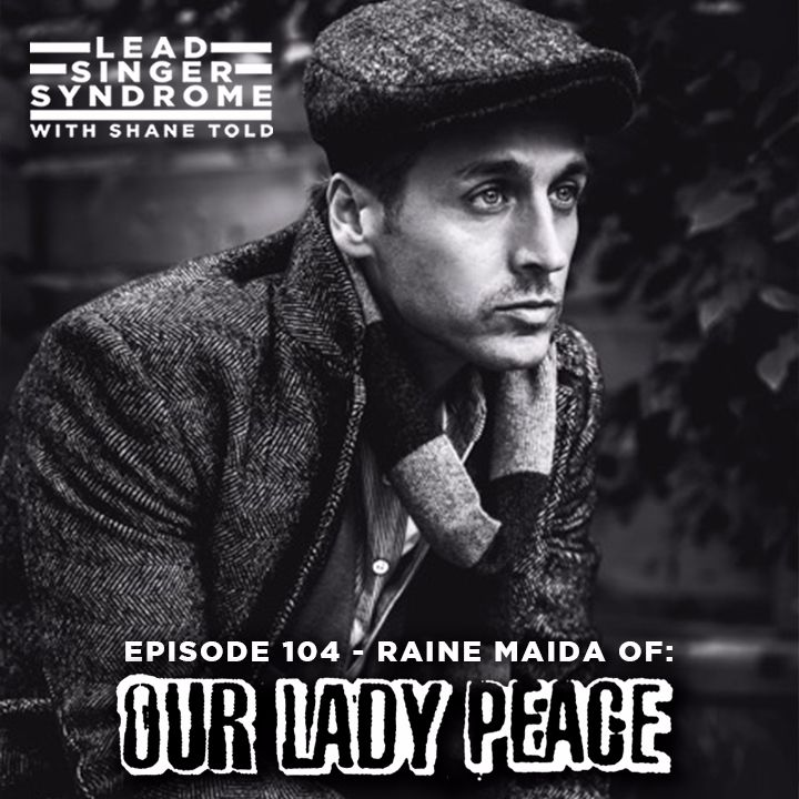 a biography of raine maida a lead singer of the our lady peace rock band