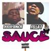 "Derek Junior ""Sauce"" feat. Fella T(Prod. By cashmoneyap)"