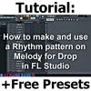 Tutorial Video + Free preset download [Buy link]