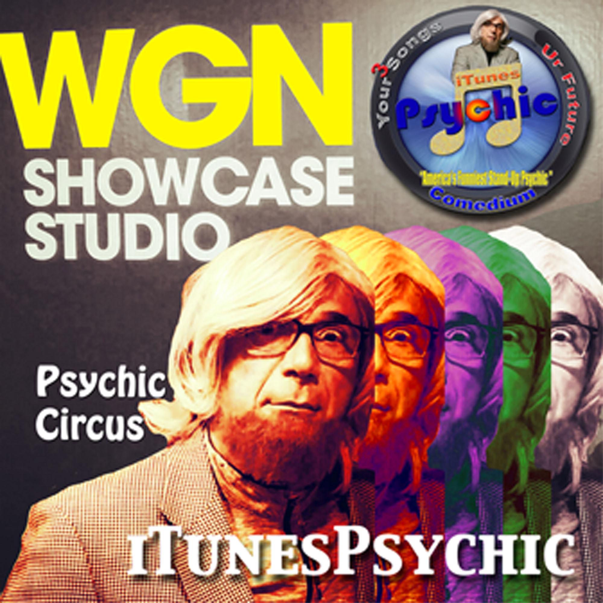 Psychic Circus: ERICA does PORNSTAR PR, SHANNON CALLS BACK  26 min 2017-09-18