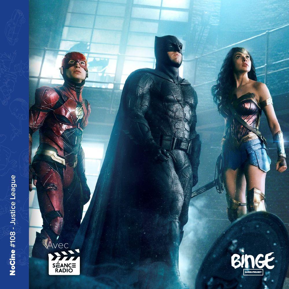 Justice League vs NoCiné