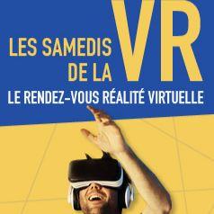 Les Samedis de la VR -  Michaël Swierczynski
