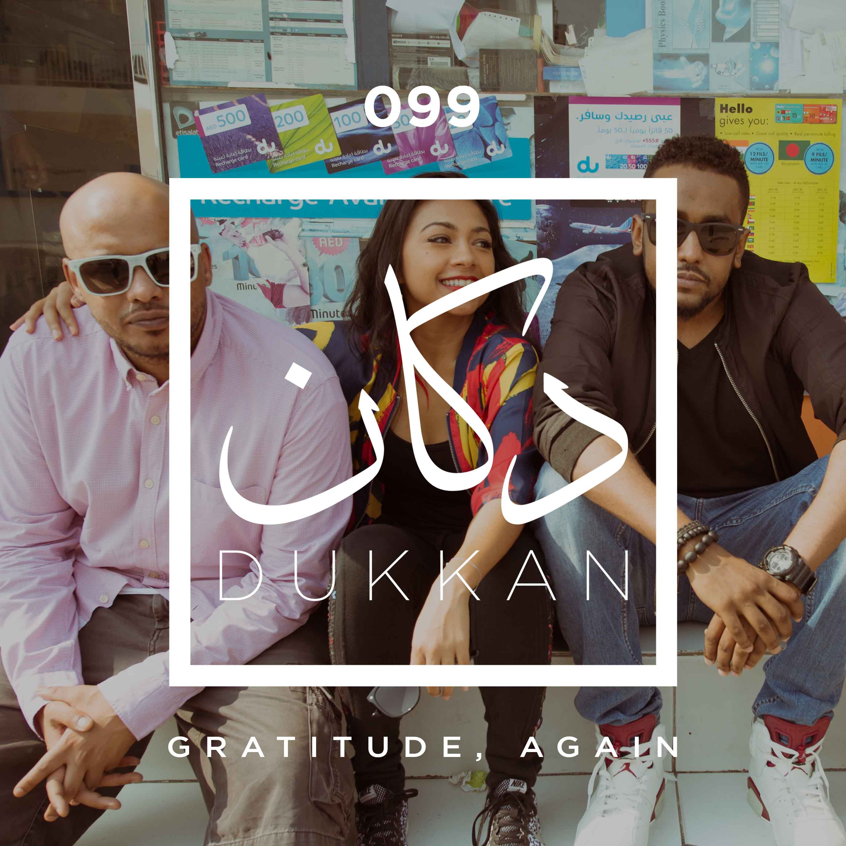 E099: Gratitude, Again.