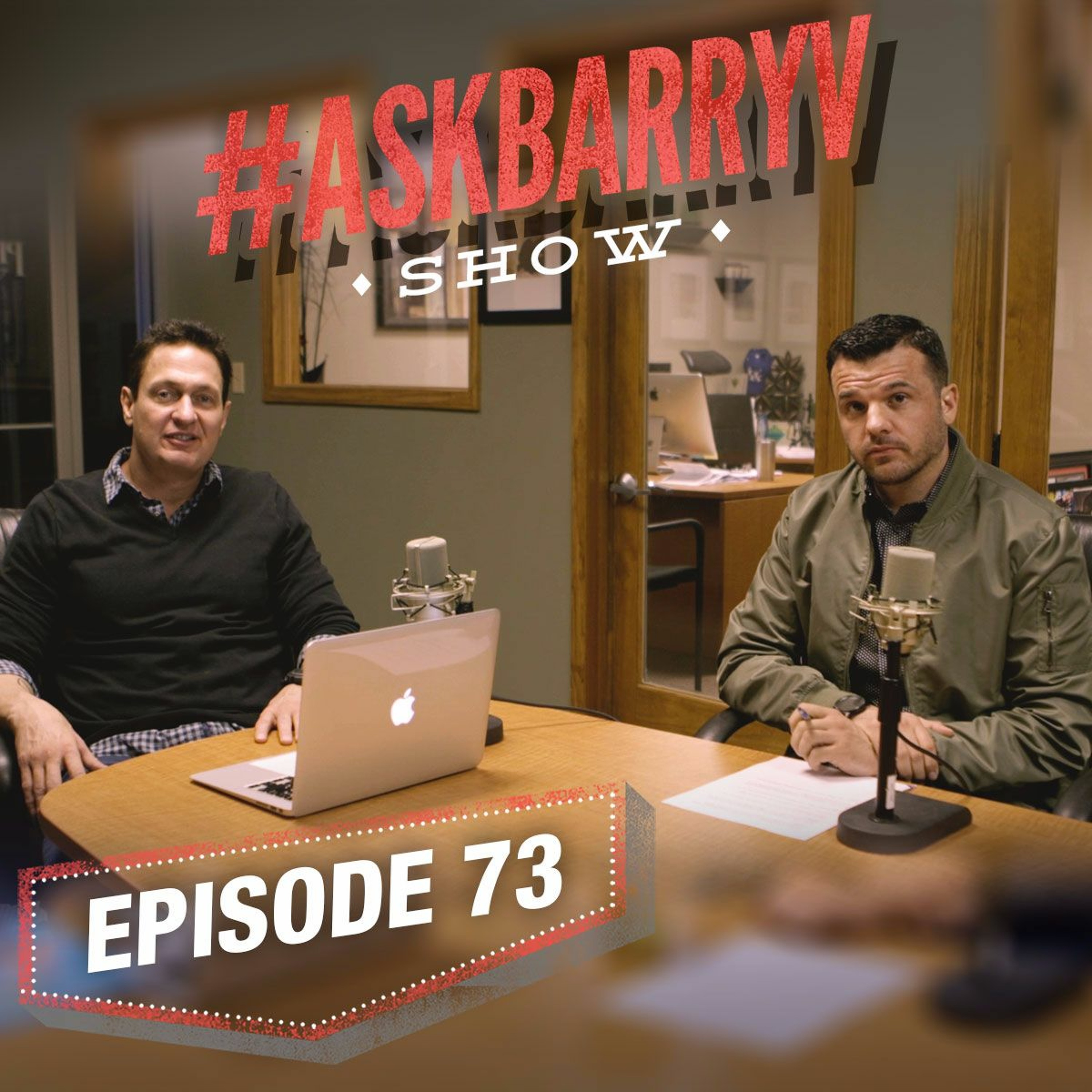 #AskBarryV Show Episode 73: Goals for 2018, Owner Obstacles, Picking a Location