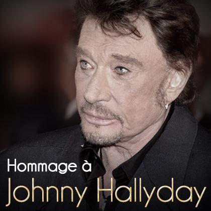 Hommage à Johnny Hallyday (guest J.P Sauser)