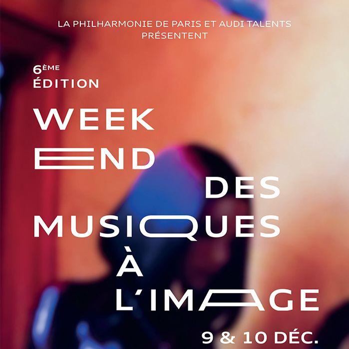 6 Edition Week-end des Musiques à l'Image - Sacha Farkas - Audi Talents