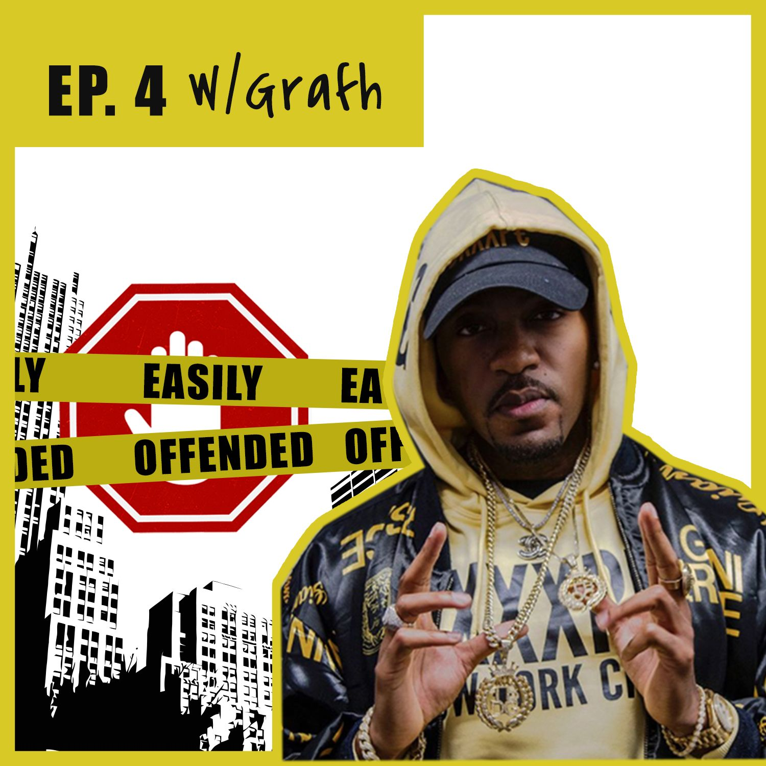Ep. 4 - Grafh joins the show - plus LHH drama, cheating, Remy beef & more!