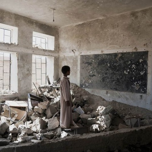 La situación humanitaria en Yemen