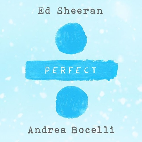 Ed Sheeran - Perfect Symphony (December 2017)