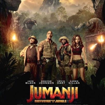 Jumanji 2 : Bienvenue dans la jungle - Les Secrets du Cinéma