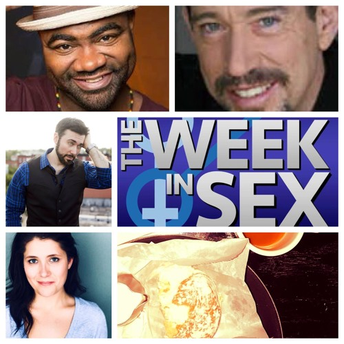 The Week In Sex - S3E2 Kinky Saliva Connoisseurs, Weight Loss Goals, and The Love of Korean Twinks