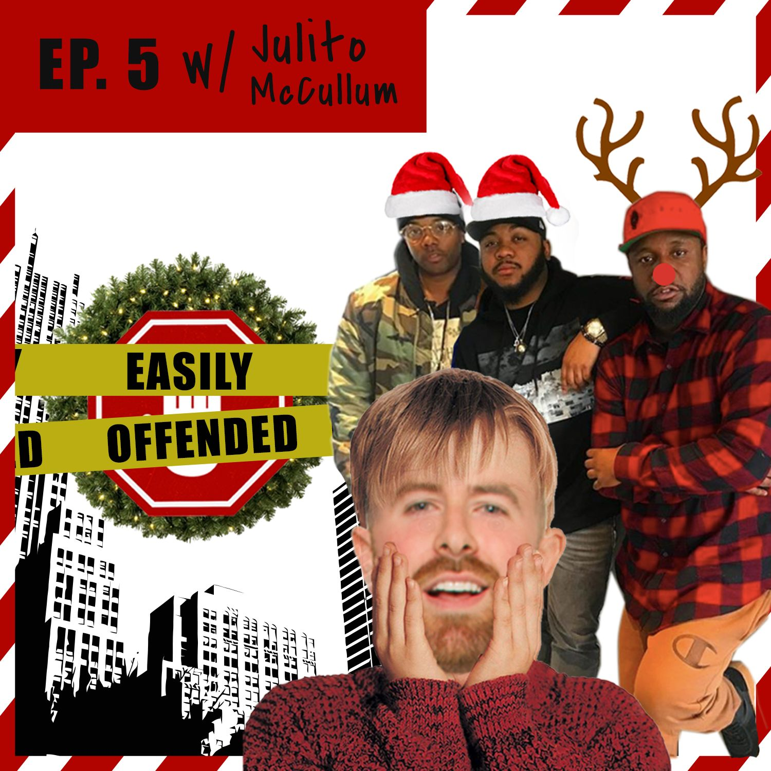 Ep. 5 - Julito McCullum from The Wire, Colombian Cartels, & Washed Awards!
