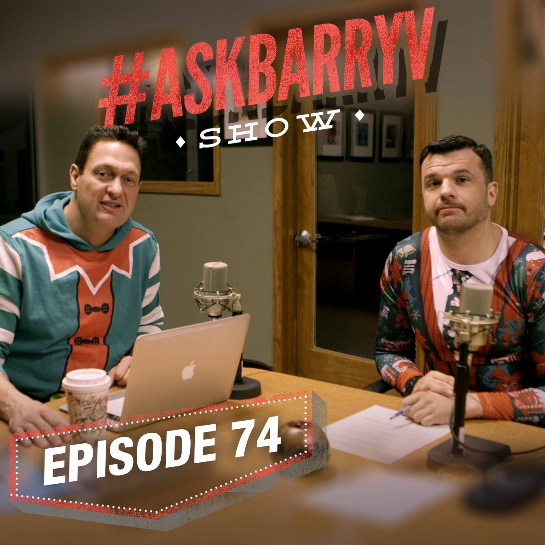 #AskBarryV Show Episode 74: #MeToo Movement, Partnerships, Lease Negotiations